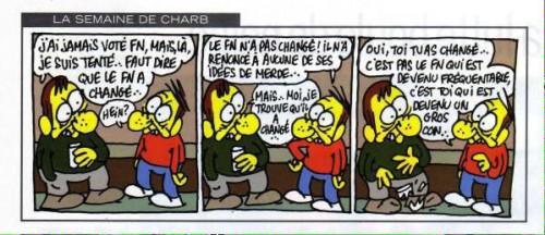 La semaine de Charb