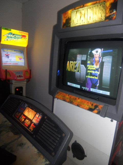 GAMIFICATION FREE PLAY ARCADE MACHINE CENTRAL AMERICA